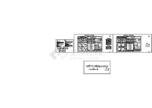 某城市污水处理厂二级工艺处理设计 A2O 10万吨/d-图一