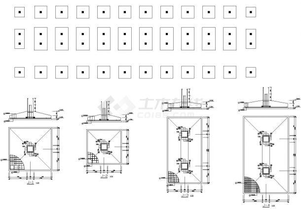 5层实验楼毕业课程设计,总建筑面积6760㎡(计算书、建筑、结构图、PKPM计算文件)-图二