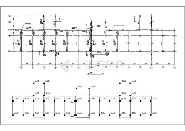 某地比较详细的园林绿化施工图(全套)-图二