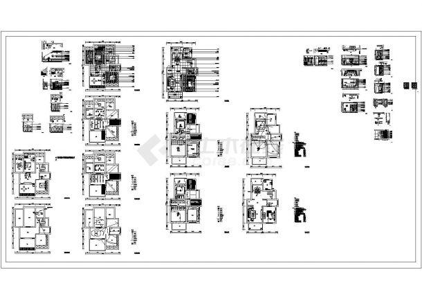卧龙山水绿都室内设计装修图-图二