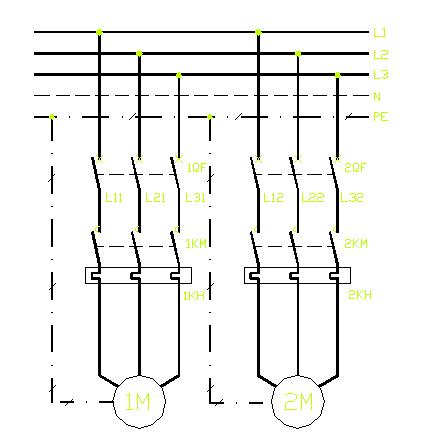 常用电气控制原理图[通用图](全套)-图二