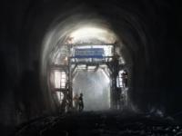 滇中引水工程昆玉隧道开挖突破5000米
