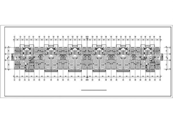 [黑龙江]小型住宅楼地板辐射采暖系统设计施工图-图二