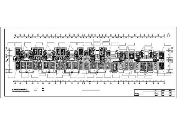 小型住宅楼地板辐射采暖系统设计施工图-图二
