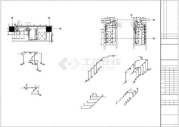 办公为主的超高层建筑给排水系统图-图二