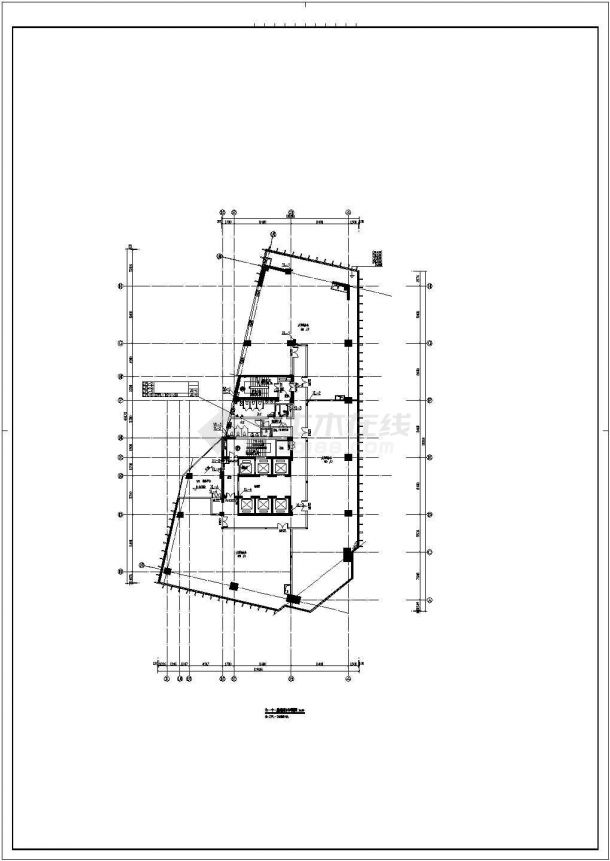 [北京]一类高层建筑给排水图纸-图二