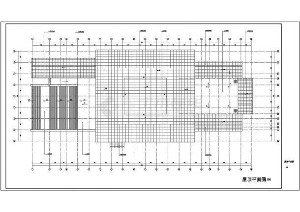 [河南]29175㎡五层综合办公楼强弱电施工图纸(含安保、楼宇自控、停车场智能管理系统)-图二