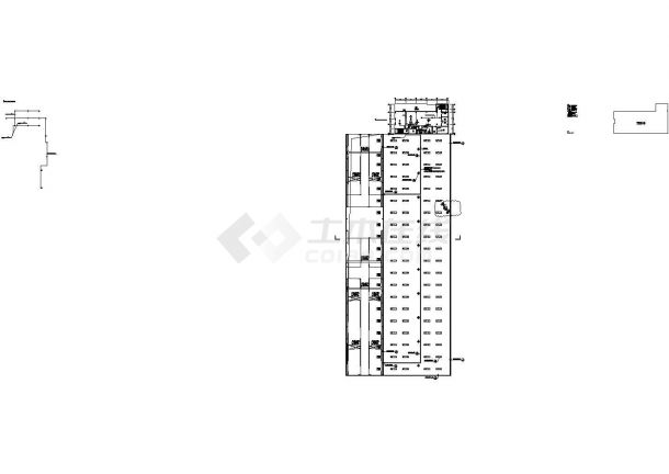 苏州某船用设备公司厂房智能化弱电系统施工图-图二