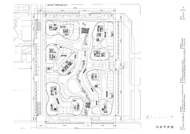 [北京]知名商业步行街规划及建筑设计方案文本(日本知名建筑师)-图一