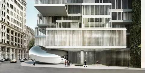 【赏析】看了鸟巢设计师操刀的公寓楼,这样的设计才是顶级