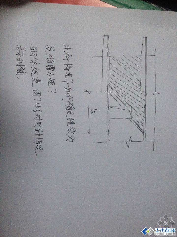 砌体结构挑梁抗倾覆力矩