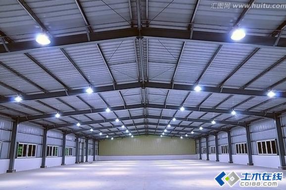 钢结构厂房施工组织设计