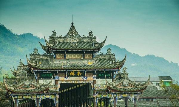 中国建筑史图片1