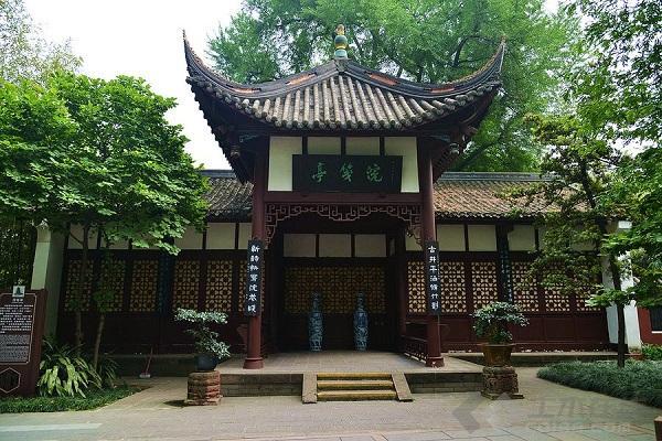 中国建筑史图片2