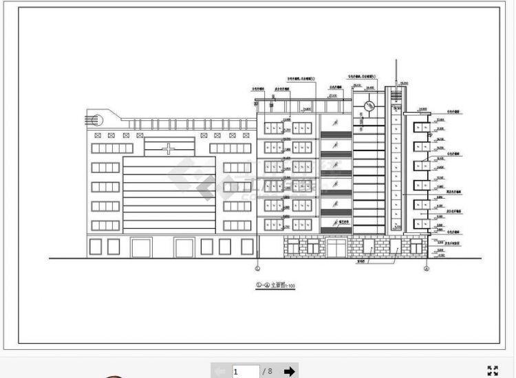 建筑施工�D�D片1
