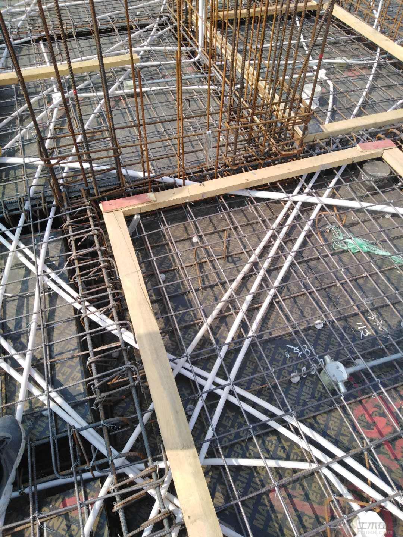 电气楼层埋管允许三层叠加吗