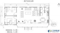 15*6米二层农村自建房设计,菜鸟求指教!