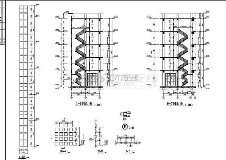 建筑施工�D�D片3