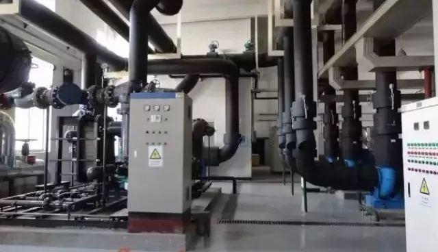 水冷螺杆中央空调机房操作规程(图1)