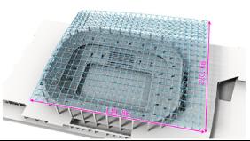 网架结构工程图片2