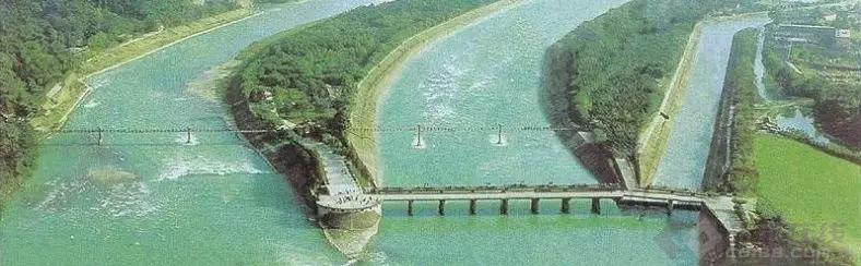 为什么都说都江堰水利工程是一个伟大的奇迹?