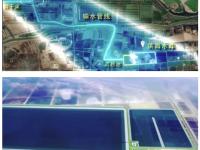 黄河三角洲农业高新技术产业示范区滨海水库工程BIM应用