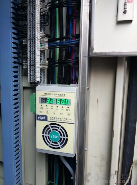 冷凝除湿装置有哪些特点?
